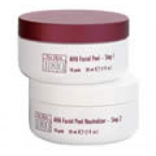 Пилинг для лица и Нейтрализатор Nu Skin180˚®AHA Facial Peel Step 1 & AHA Facial Peel  Neutralizer Step 2 (2x18 шт)